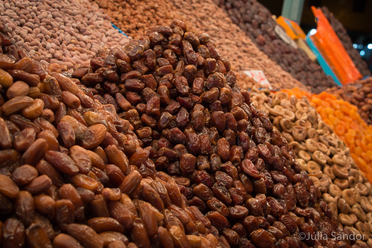 Souk in Morocco