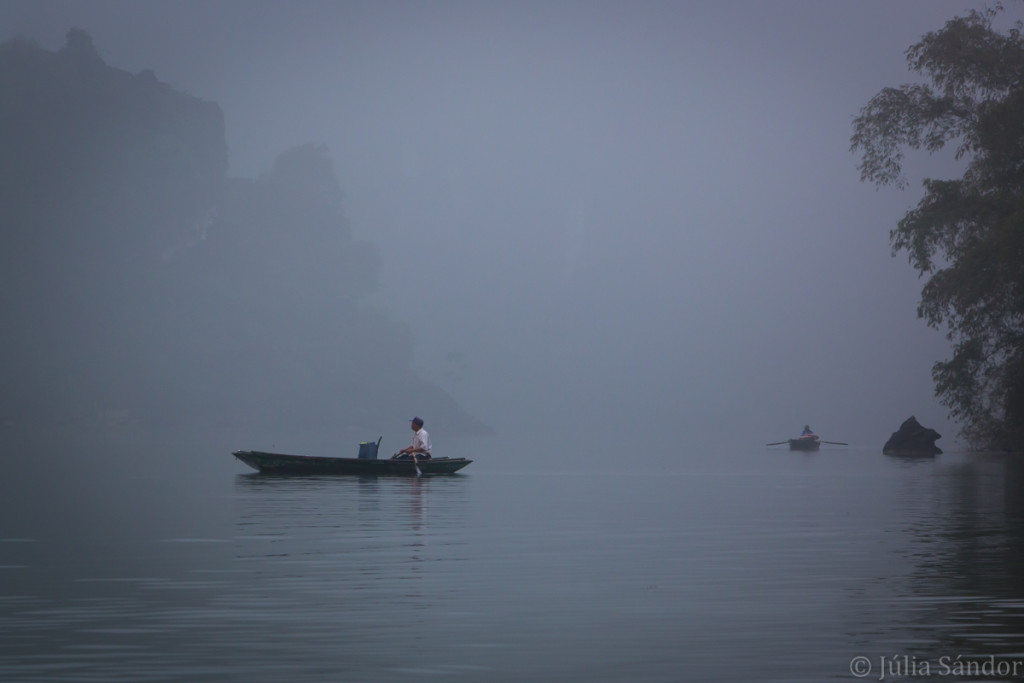 Vietnam: in the fog
