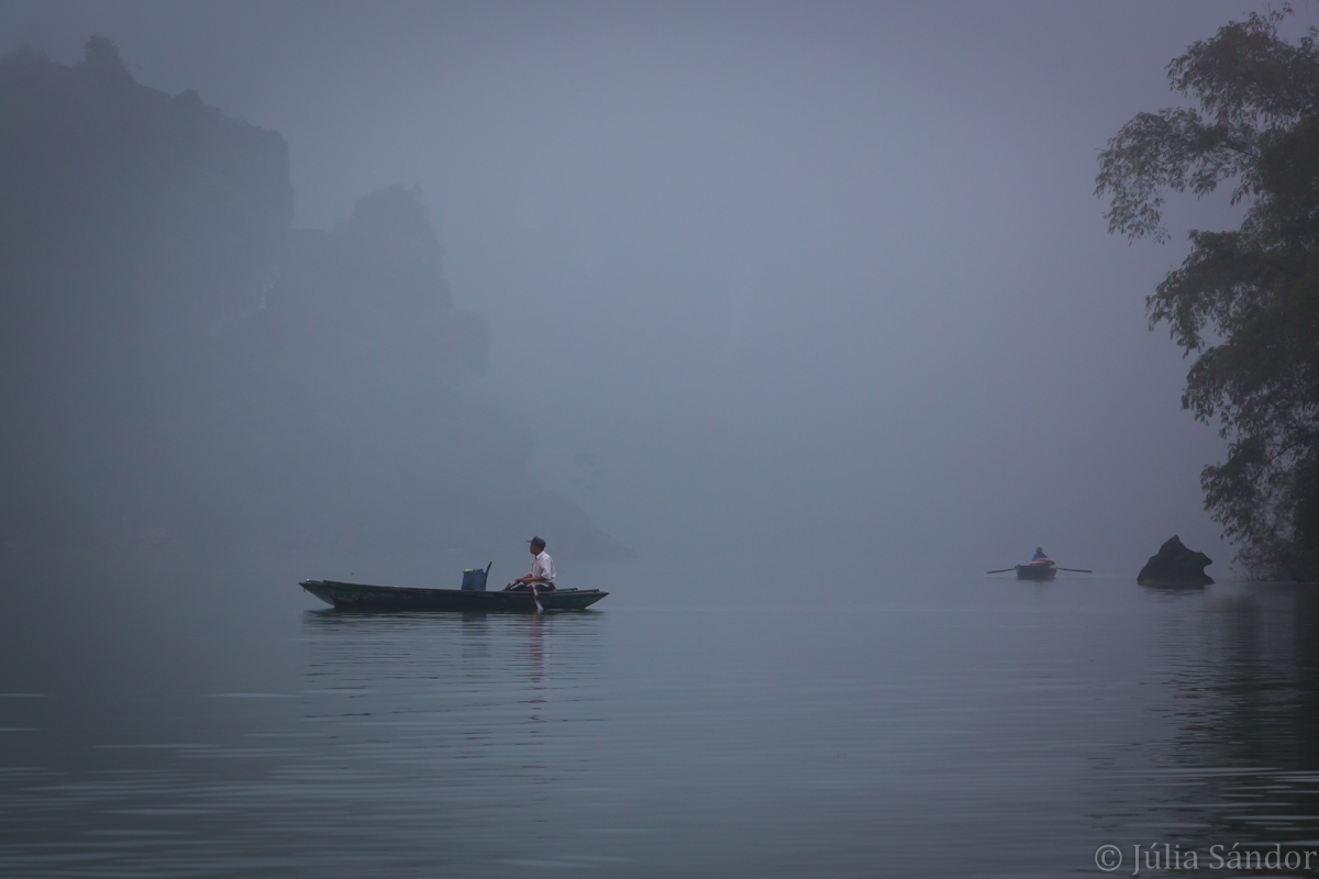 Vietnam: in the fog
