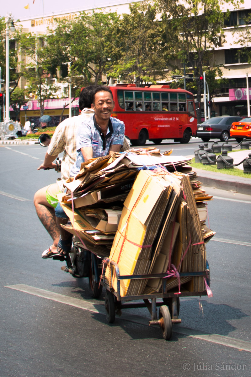 Faces of Asia: Loaded on the moped