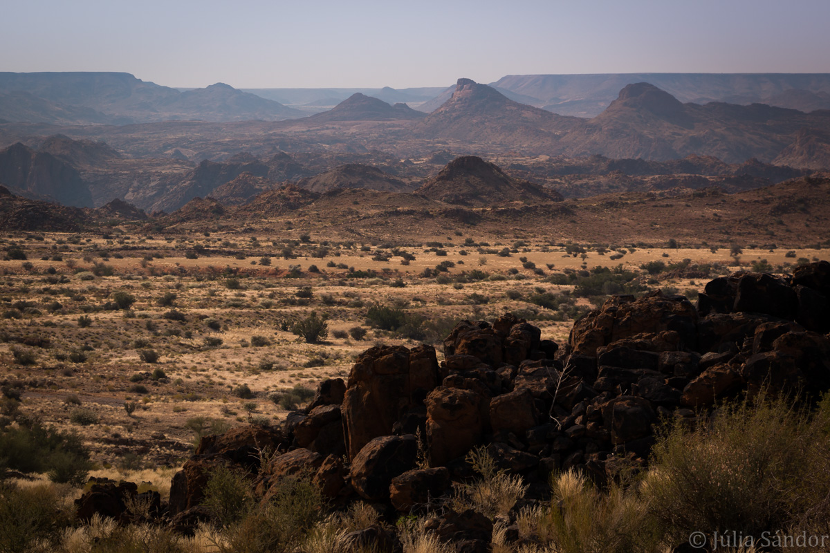 Augrabies landscape
