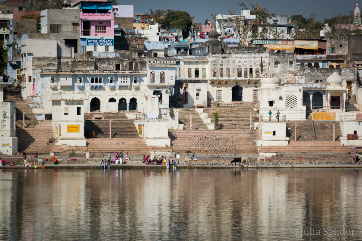 India impressions: Pushkar Lake