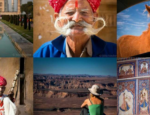 An unusual year: 2016 travel recap in 12 photos