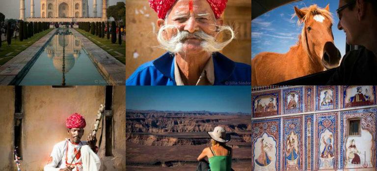 An unusual year: 2016 travel recap in 12 photos