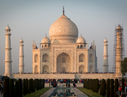 Picture of the Day – 5th December, Taj Mahal, Agra
