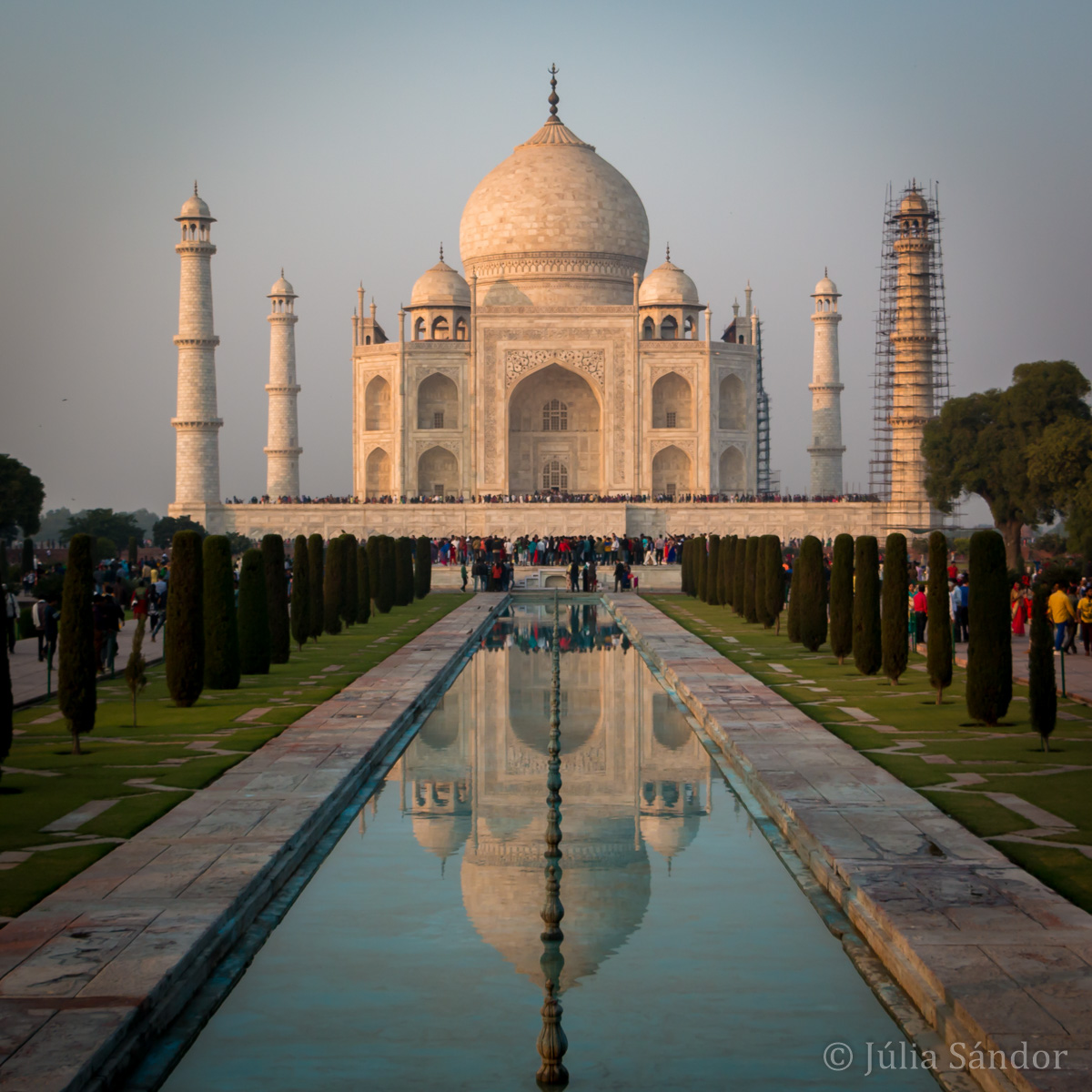 Picture of the Day: Taj Mahal