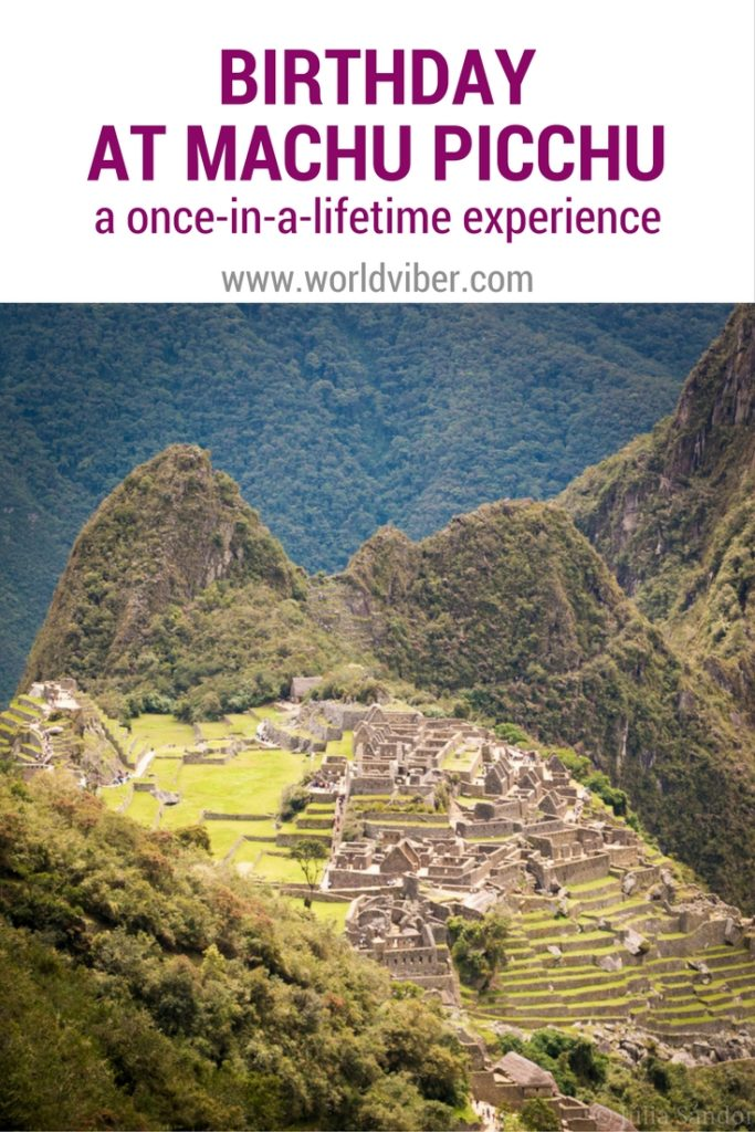 Machu Picchu is a breathtaking, fantastic experience. It is one of the wonders of the world, full of energy and excitingly adventurous to reach...