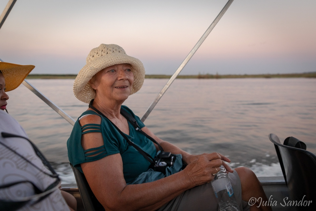 Chobe Sunset cruise